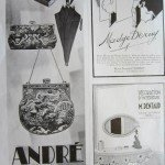 Ad for Andre's
