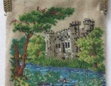 Castle Scenic Purse