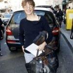 Jane Birkin ditches 'too heavy' namesake bag